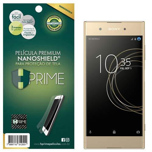 Pelicula HPrime NanoShield para Sony Xperia XA1 Plus, Hprime, Película Protetora de Tela para Celular, Transparente