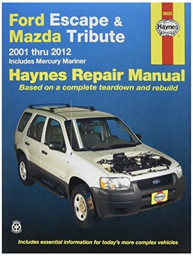 Haynes Publications, Inc. 36022 Repair Manual