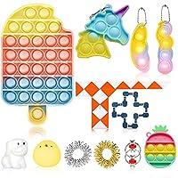 Fidget Toys Set、大人用の指名玩具、フィジットパック感覚玩具、フィジットパック官能トイズ、Fidget Toys Pack Adhdと自閉症ストレス玩具