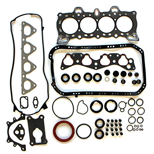 OCPTY for Honda Civic DX 1.5L Coupe Automotive Replacement Part Head Gasket Sets Exhaust Intake Valves