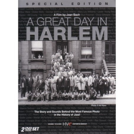 Great Day in Harlem [Reino Unido] [DVD]