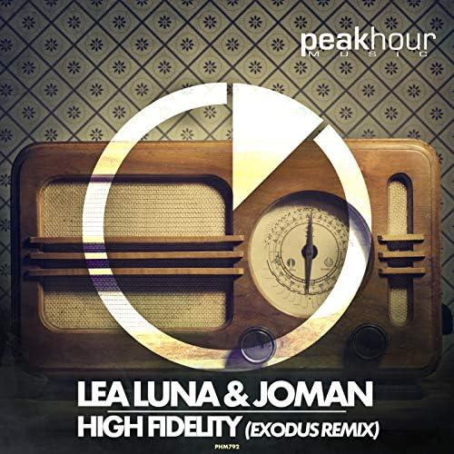 Joman & Lea Luna