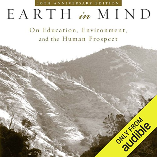 Earth in Mind audiobook cover art