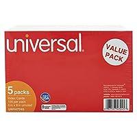 unv47245–Unruledインデックスカード