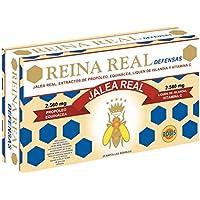 Robis Reina Real Defensas Jalea Real 2560 mg 20 Ampollas