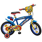 GUIZMAX Velo 14 Pouces Mickey Disney Licence Officielle New