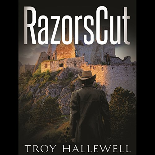 RazorsCut audiobook cover art