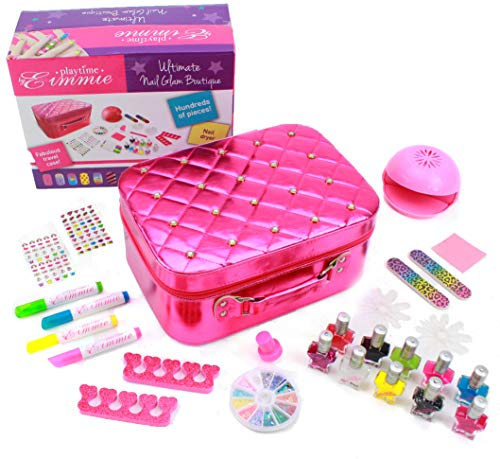 Playtime by Eimmie Ultimate Nail Glam Boutique - Kids Nail...