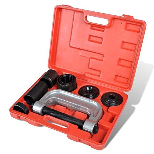 lingjiushopping Set Presse pour r ¨ ® Tula Boulon d'ancrage Joint universel 4 en 1 matériel : Acier jeux d'outils