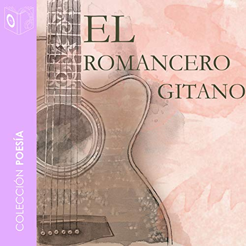El romancero gitano [The Gypsy Ballads] cover art