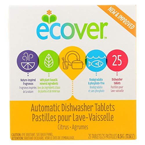 Auto Ecological 17.6 Oz Dishwasher Tablet (Set of 2)