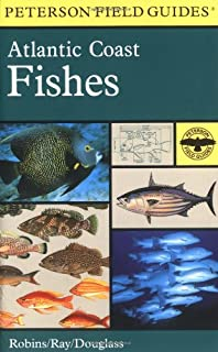A Field Guide to Atlantic Coast Fishes: North America (Peterson Field Guide)