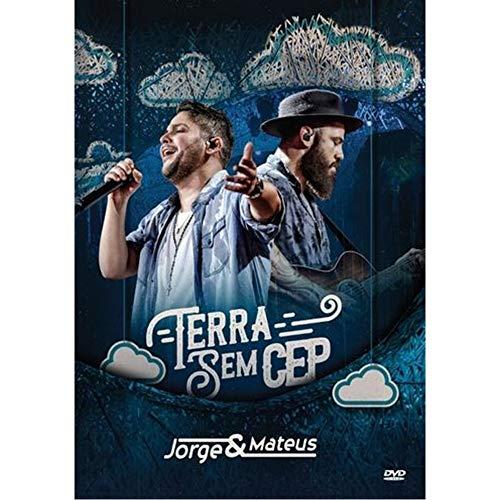JORGE & MATEUS - JORGE & MATEUS - TERRA SEM CEP - [DVD]