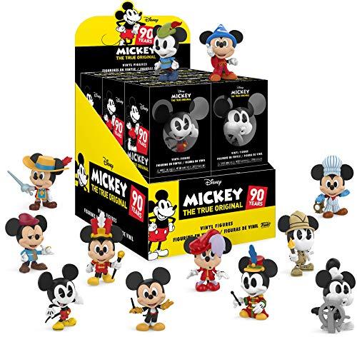 FUNKO MYSTERY MINI: Disney - Mickey's 90th (ONE Random Figure Per Purchase)
