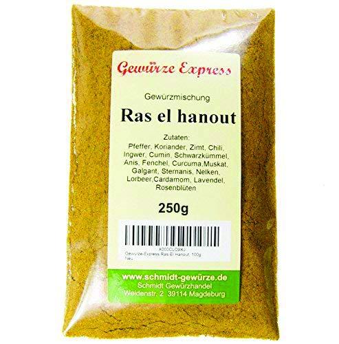 Gewürze-Express Ras El Hanout 250g