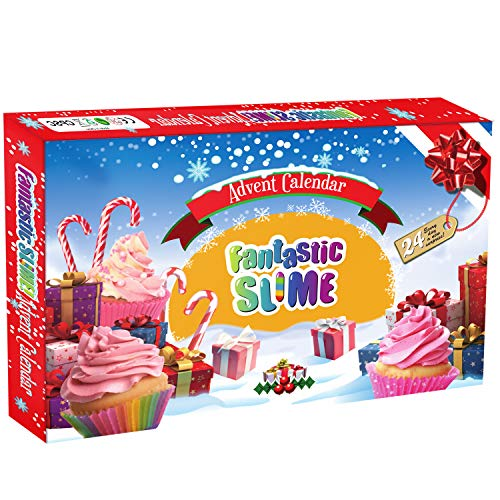 Victostar Fantastic Slime Advent Calendar