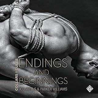 Endings and Beginnings audiobook cover art