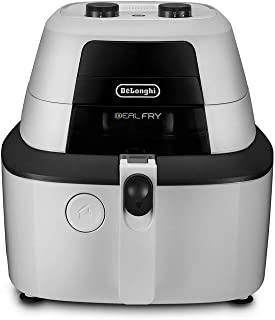DeLonghi IdealFry Freidora de aire caliente profesional, 140