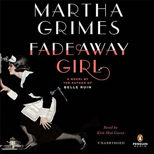 Fadeaway Girl audiobook cover art