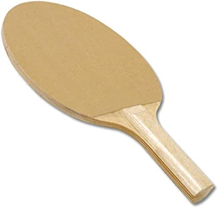 Sandpaper Ping Pong Paddles vs Rubber