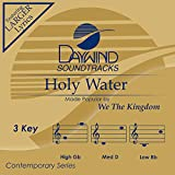 Holy Water [Accompaniment/Performance Track]