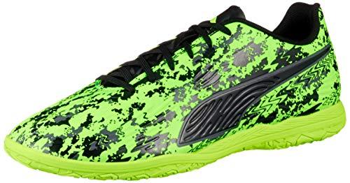 Puma Men's ONE 19.4 IT Multisport Indoor Shoes, Green (Green...