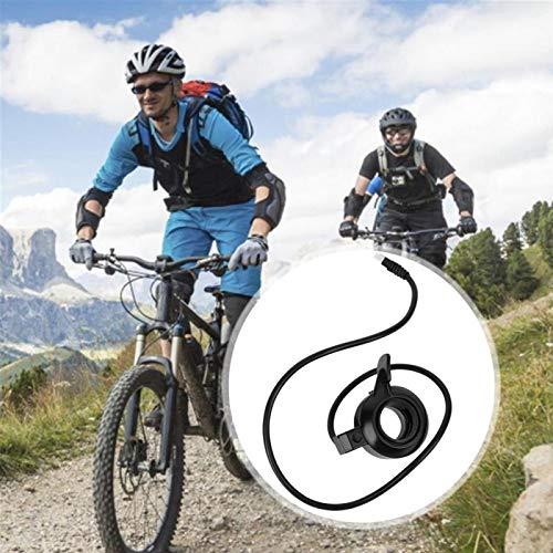FOLOSAFENAR Práctico Interruptor de Velocidad Kit de Interruptor de Velocidad Interruptor de Velocidad de Alta Resistencia TSDZ2 E-Bike Scooter, para E-Bike, E-Scooter