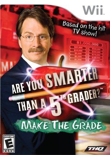 Are You Smarter than a 5th Grader: Make the Grade - Nintendo Wii