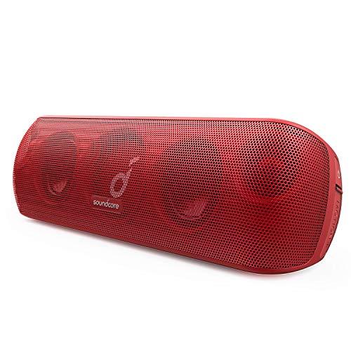 Anker Soundcore Motion+ Bluetooth スピーカー 防水 高音質 重低音 apt-X 30W出力 12時間連続再生 IPX7 パ...