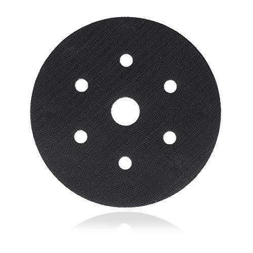 DFS Disco de Repuesto autoadhesivo 150mm 6' con 6-Agujero para reparar Plato Lijadora/Almohadilla de lijado