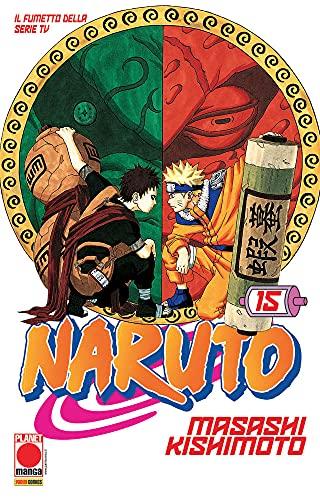 Naruto il Mito N° 15 - Ristampa - Planet Manga - Panini Comics - ITALIANO