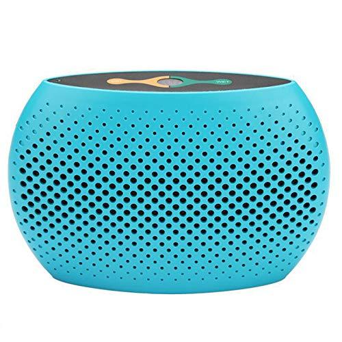Mini deshumidificador portátil, caja de deshumidificación silenciosa y potente, cambio de color inteligente, ahorro de energía y protección del medio ambiente, adecuado para el hogar, verde