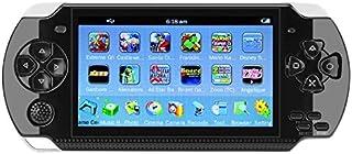 QUMOX 64Bit Consola de juegos de mano 4.3 pulgadas Built-in