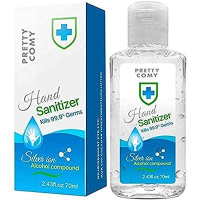 Jayin 1X Rinse-Free Antibacterial Hygienic Gel, Portable Non-Rinse Refreshing Hand Soap Gel, Hand Cleanser Gel Effective 99.99%, Light Moisturizing,for Kitchen/Bathroom/Office/School
