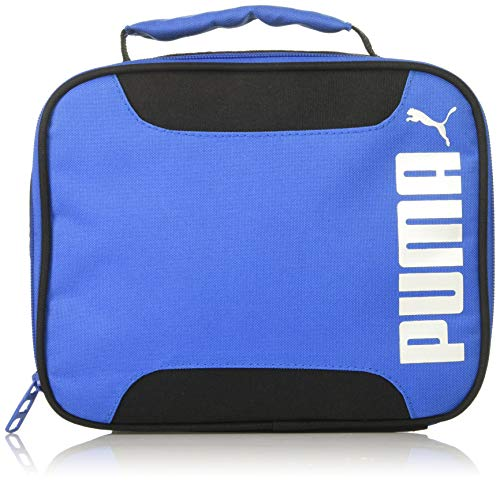 PUMA Big Kids' Evercat Lunchbox, blue/black, OS