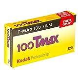 Kodak KOD130005 - Película Blanco y Negro (120 t-MAX 100 TMX p-5) Multicolor