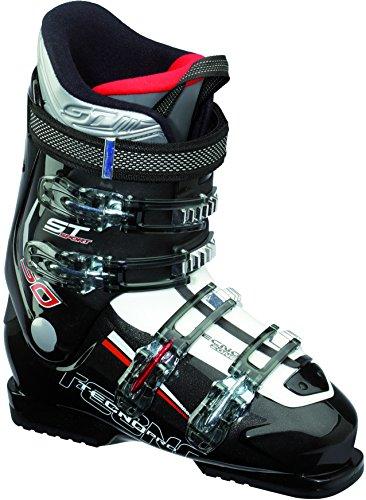 Tecno Pro Herren Skischuh ST 50 schwarz/rot/weiss, Größe:28