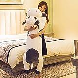 shyerr Kuh Plüsch Puppe Puppe Schlafkissen Langes Kissen Bett Große Puppe Geburtstagsgeschenk...