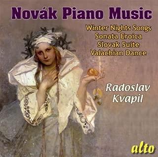 Slovak Suite, Op. 32: 5. V noci - Andante con tenerezza