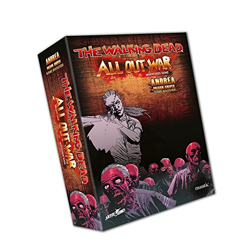 2 Tomatoes Games- Booster Andrea Francotiradora - The Walking Dead: All out War (Oleada 3), Multicolor (5060469660820)