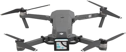 Darkhorse RF-V16 GPS Tracker Fixed Bracket Tracer Holder Mount Drone Locator Support for DJI MAVIC PRO - Black