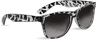 noTrash2003 - Gafas de sol modernas con protección UV 400 para hombre y mujer en dos colores a elegir, diseño clásico