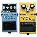 Boss Ch-1 Super Chorus - Pedal Guitarra + Sd-1 Super Overdrive
