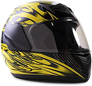 Best yellow motorbike helmet Reviews