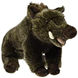 Gipsy - 070661 - Peluche Sanglier - 25 cm - Gris