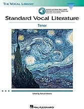 standard vocal literature tenor