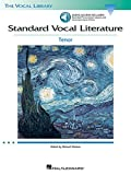 Standard Vocal Literature - An Introduction to Repertoire: Tenor (Vocal Library)