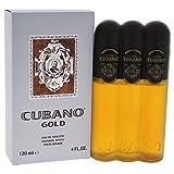 Cubano Gold By Cubano For Men. Eau De Toilette Spray 4 Ounces by Cubano