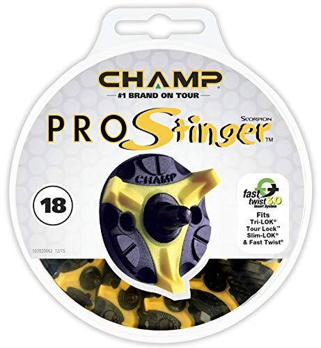 Champ Pro Stinger Slim-Lok Golf Spikes