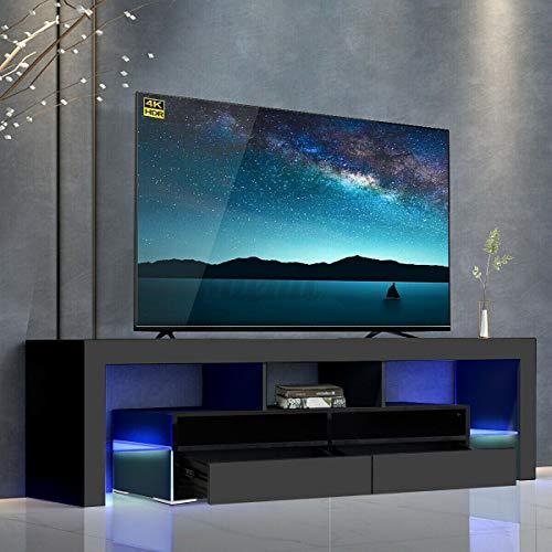 TV Lowboard Fernsehschrank für TV bis max 60